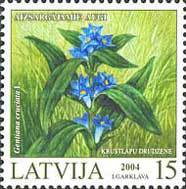 [Protected Plants of Latvia, Typ NP]