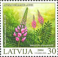 [Protected Plants of Latvia, Typ NQ]