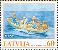 [EUROPA Stamps - Holidays, Typ NU]
