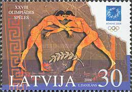 [Olympic Games - Athens, Greece, Typ OA]