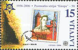 [The 50th Anniversary of the First EUROPA Stamps, Typ PI]