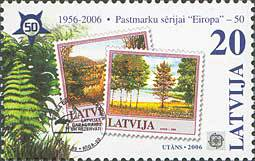 [The 50th Anniversary of the First EUROPA Stamps, Typ PK]