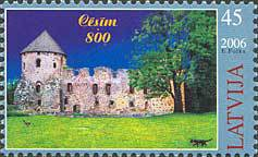 [The 800th Anniversary of Cesis, Typ PV]