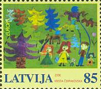 [EUROPA Stamps - Integration through the Eyes of Young People, Typ PZ]