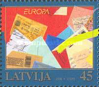 [EUROPA Stamps - Writing Letters, Typ SE]