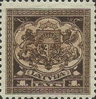 [Coat of Arms - Value in Lats, type T2]