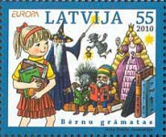[EUROPA Stamps - Children's Books, Typ UE]