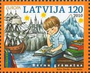 [EUROPA Stamps - Children's Books, Typ UF]