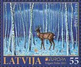 [EUROPA Stamps - Forests, Typ UZ]