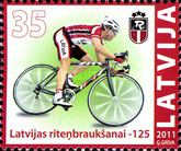 [The 125th Anniversary of Latvian Cycling, Typ VN]