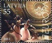 [EUROPA Stamps - Visit Latvia, Typ WC]