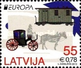 [EUROPA Stamps - Postal Vehicles, Typ XH]