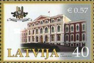 [The 150th Anniversary of the Latvian University of Agriculture, Typ XS]