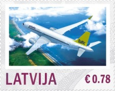 [Aviation - Personalized Stamps, Typ YN]