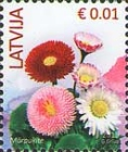 "[Flowers - Year ""2015"" on Stamps, type YT1]"