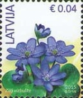 "[Flowers - Year ""2015"" on Stamps, type YU1]"