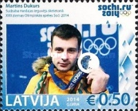 [Olympic Medallists of Sochi, Typ ZE]