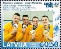 [Olympic Medallists of Sochi, Typ ZF]