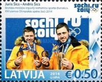 [Olympic Medallists of Sochi, Typ ZG]