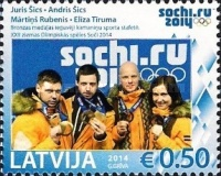 [Olympic Medallists of Sochi, Typ ZH]