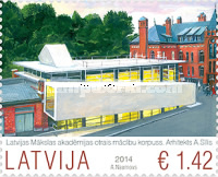 [Latvian Contemporary Architecture - Latvijas Academy of Arts, Typ ZP]