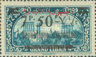 [Issues of 1927 Overprinted, Typ AA13]