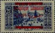 [Issues of 1927 Overprinted, Typ AA15]