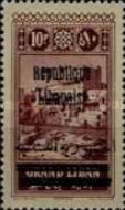 [Issues of 1927 Overprinted, Typ AB12]