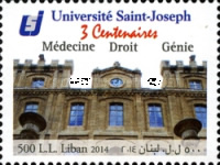 [The 30th Anniversary of St. Joseph University, type AHR]
