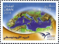 [EUROMED Issue - The Mediterranean, type AHY]