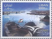 [EUROMED Issue - Boats used in the Mediterranean, Typ AIS]