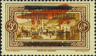 [Airmail - Issues of 1927 Overprinted, Typ BD]