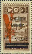 [Airmail - Issues of 1927 Overprinted, Typ BF]