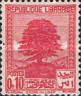 [Cedar of Lebanon, President Edde and Local Motives, Typ CU]