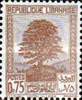 [Cedar of Lebanon, President Edde and Local Motives, Typ CU4]