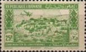 [Airmail - The 2nd Anniversary of Proclamation of Independence, type DN]