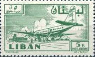 [Airmail - Airport and Factory, Typ FL]