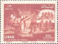 [Airmail - Labour Day, type HN]
