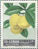 [Airmail - Fruits, Typ JM]