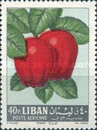 [Airmail - Fruits, Typ JN]
