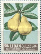 [Airmail - Fruits, Typ JO]