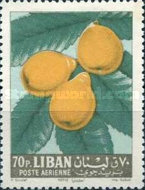 [Airmail - Fruits, Typ JP]