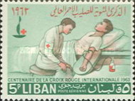 [Airmail - The 100th Anniversary of Red Cross, Typ JU]