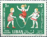 [Airmail - Children's Day, Typ KF]