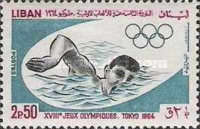 [Olympic Games - Tokyo 1964, Japan, Typ LL]