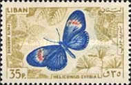 [Airmail - Butterflies, Typ LY]