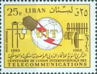 [Airmail - The 100th Anniversary of I.T.U., Typ MS3]