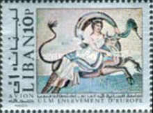 [Airmail - World Lebanese Union, Typ TD]
