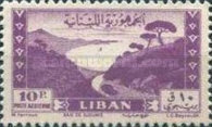 [Airmail - Jounieh Bay and Grand Serail Palace, Typ XCH1]