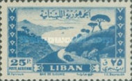 [Airmail - Jounieh Bay and Grand Serail Palace, Typ XCH4]